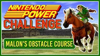 Attempting To Beat A 20 Year Old Record in Ocarina of Time | NINTENDO POWER CHALLENGE [#2]