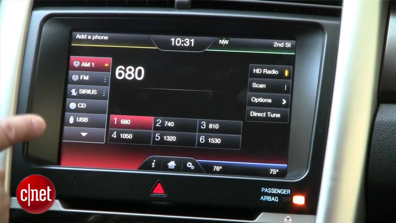 Myford Touch Update >> Car Tech Ford Demonstrates Diy Myford Touch Update