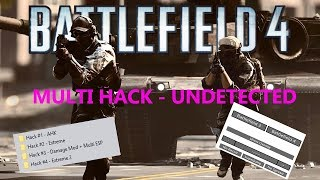 Battlefield 4 MULTİ HACK Aimbot/ESP Menu FREE [PC] + 13 September 2018