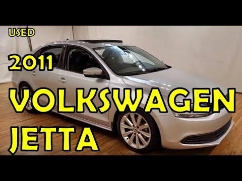 2011 Volkswagen Jetta 2.5L SE MEDIA SCREEN MOON ROOF #Carvision