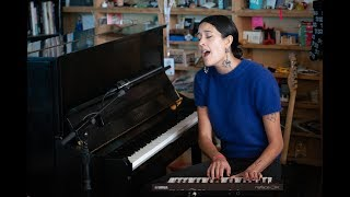 Half Waif: NPR Music Tiny Desk Concert