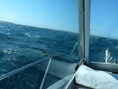 14FR AT040 Retour en bateau