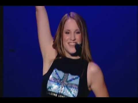 Jessica Garlick - Papa Don't Preach Tour