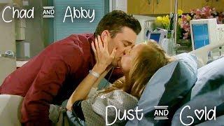 Chad & Abby- Dust & Gold