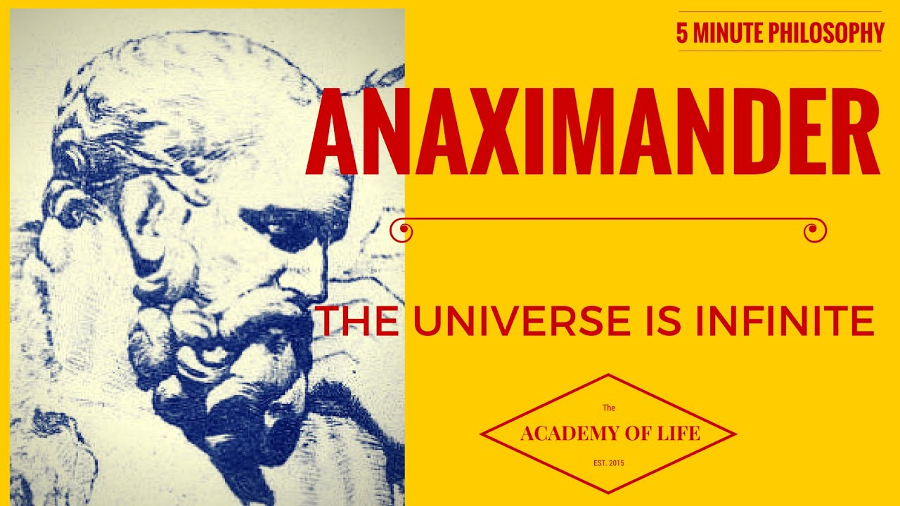 ideas of anaxamander of miletus a philosopher Anaximenes was a pre-socratic philosopher who belonged to the milesian school according to tradition, anaximenes was a student and associate of anaximander of miletus.