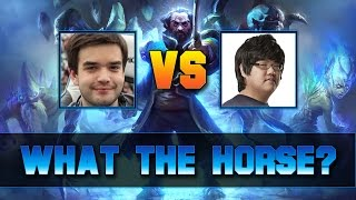 Dota 2 Game Show - Guest blitz (What the Horse? - EP. 6)