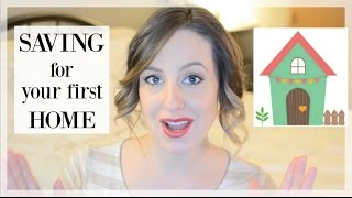 tips for buying your first home ♡ tips for saving money naturallythriftymom