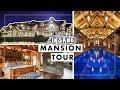 MASSIVE HOUSE TOUR! (Indoor Pool + Spa!) | JacIRL #1