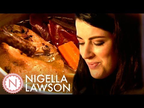 Nigella Lawson's Chicken Soup and Dumplings | Nigella Bites