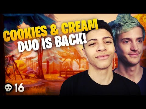 The Cookies & Cream Duo Is Back!!