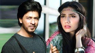 Pakistani actress Mahira Khan To Star Opposite Shah Rukh Khan In Raees