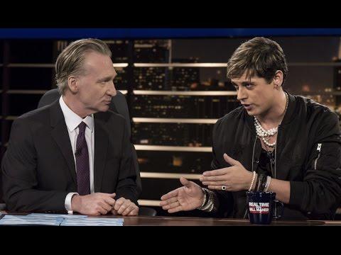 Bill Maher Fell For Milo Yiannopoulos' Anti-Transgender Fear-MongeringKaynak: YouTube · Süre: 8 dakika43 saniye