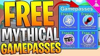 ROBLOX MINING SIMULATOR - MYTHICAL ITEMS FOR FREE!