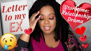 PLUS SIZE DATING HORROR STORY! | A LETTER TO MY EX.. | PLUS SIZE DATING ADVICE