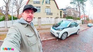 Ich fahre BMW i3 - Electric - DriveNow - Car Sharing Berlin - Patrick3331