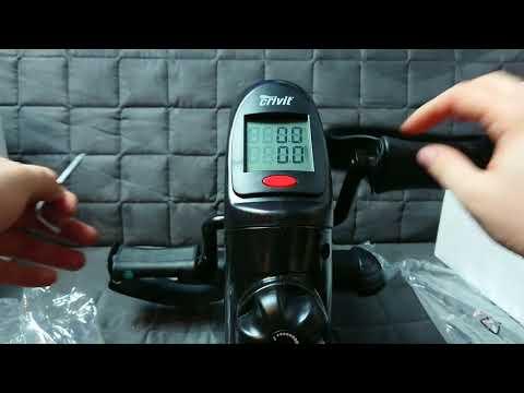 Lidl CRIVIT Arm- Und Beintrainer Unboxing & Hands & Legs On Review (DE)