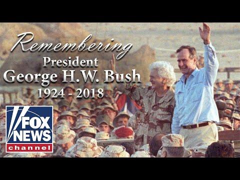 Remembering former President George H.W. Bush