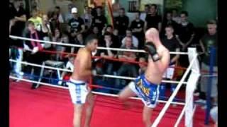 Thaiboxen Berlin Newcomer