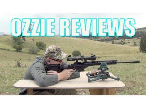 """Tikka """"T3x Tac A1"""" 6.5 Creedmoor Rifle (with 1000 Yard Test)"""