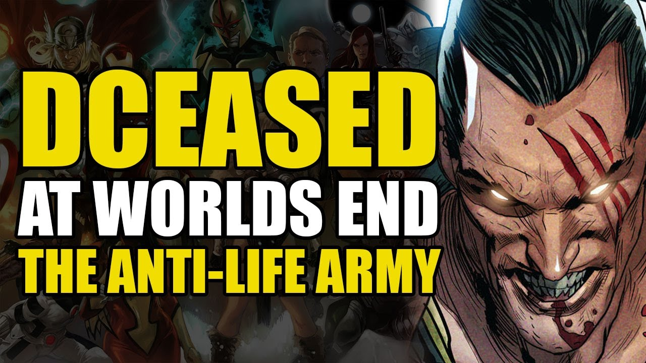 The Anti-Life Army: DCeased Hope At Worlds End | Comics Explained