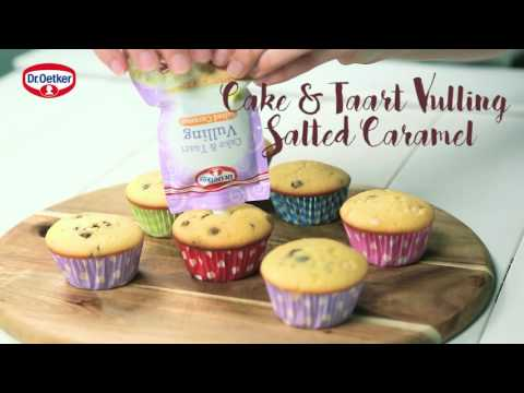 Betere Surprise inside: cupcakes met salted caramel - YouTube KV-22