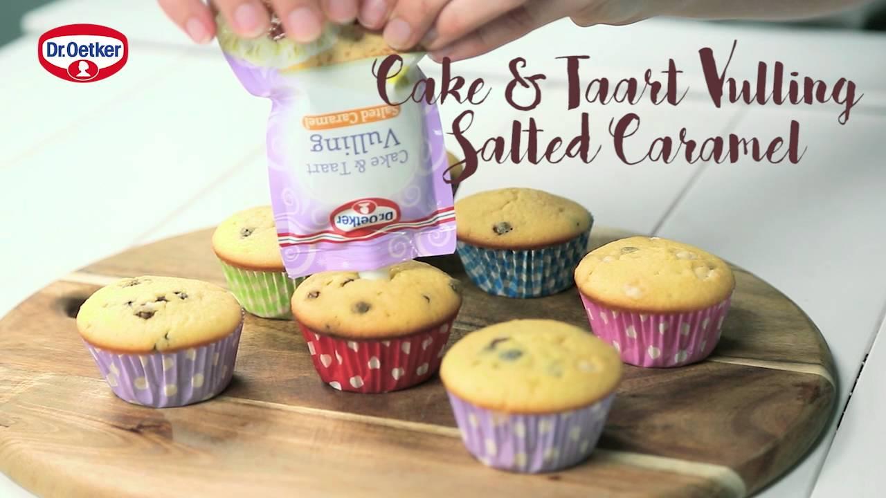 Wonderbaar Surprise inside: cupcakes met salted caramel - YouTube OA-45