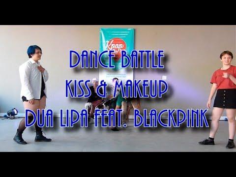 Batalha de Dança 'KISS AND MAKEUP- DUA LIPA FEAT. BLACKPINK'  KITC Edição de Natal 