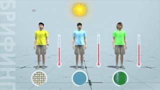 Ученые изобрели охлаждающую одежду
