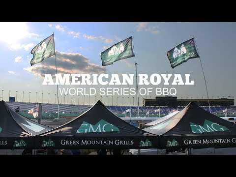 Learn from the Pros at the American Royal World Series of BBQ | Green Mountain Pellet Grills