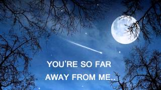 ✙✙ DIRE STRAITS ✙✙ So Far Away - Lyrics