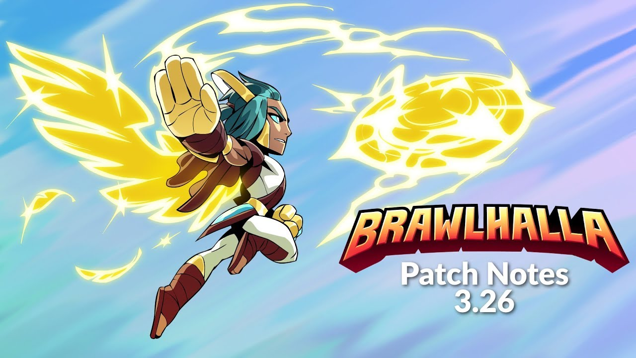 Latest Brawlhalla Patch Introduces New Legend Zariel – 3 26