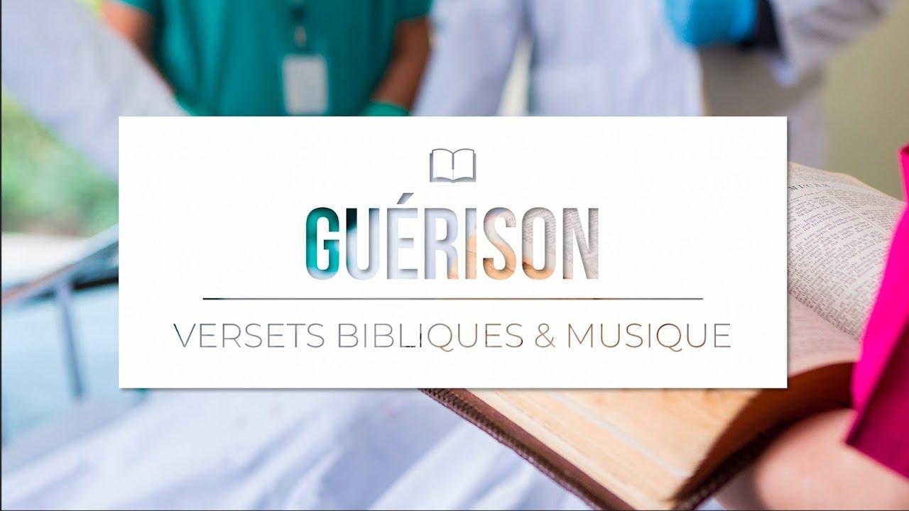 VERSETS BIBLIQUES AUDIO SUR LA GUÉRISON
