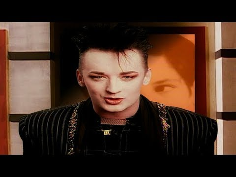 Culture Club - Move Away Official Video HD HQ (From Luxury to Heartache 1986)
