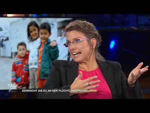 Talk im Hangar-7 – Brennende Flüchtlingslager: Lässt sich Europa erpressen?   Kurzfassung
