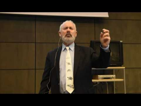 Prof. Scott Gilbert: The new evolutionary medicine - an eco-devo approach to health and disease