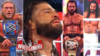 WWE WrestleMania 37 Full Highlights And Results ! WWE WrestleMania 2021 Highlights Prediction !