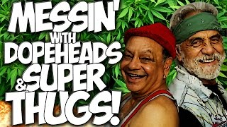 "COD BLACK OPS 3: MESSIN with DOPEHEADS & SUPER THUGS!! TRASH TALKING RANDOMS! ""COD TROLLING"""