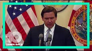 Florida. Gov. Ron DeSantis gives update on COVID-19