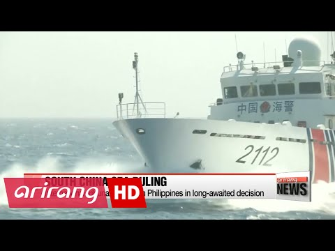 Philippines prevails in South China Sea case