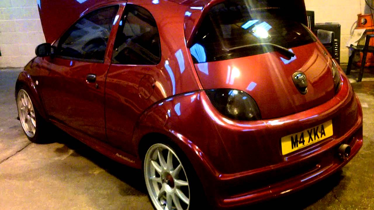 Rs Turbo Ka Ford St Eater Laughs At Subarus Now For Sale