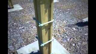 видео Каркасно-монолитная технология строительства