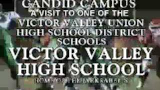 VISIT VICTOR VALLEY HIGH SCHOOL