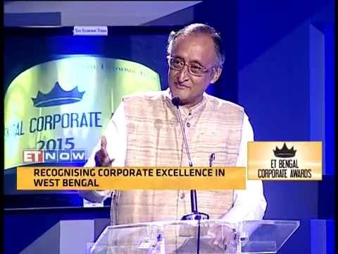 ET Bengal Corporate Awards 2015