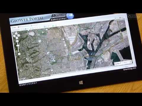 GeoWeb Portal - Oil & Gas Mapping - www.rextag.com