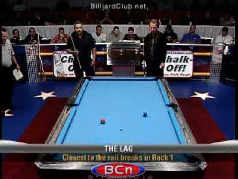 BCn presents U.S. Open 9-Ball action: Earl Strickland vs. Rodney Morris