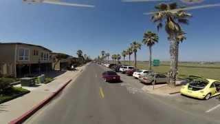 BMW E31 840ci | DJI Phantom 2 | GoPro Hero3 | Imperial Beach , CA