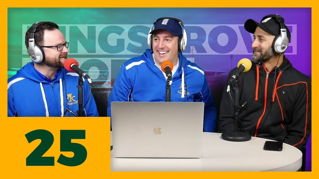 Download KSC Podcast #25 - Third Test: Ben Stokes, Hero of Headingley