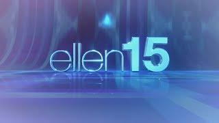 Ellen Recaps Her Star-Studded Season 15 So Far
