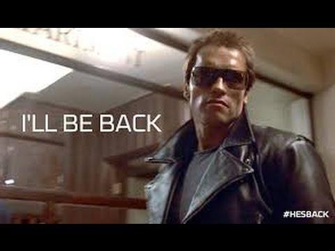 Mandela Effect Terminator Movie(I remember Arnold Saying I'll Be Bach) Please Vote #43