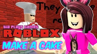 ROBLOX - Make a Cake - Roblox Game Spotlight Series